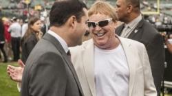 Raiders Owner Says He Will Put Up $500M Toward Las Vegas Stadium