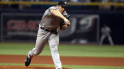 Castro's homer only hit for Yanks in win