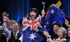 Kitsch cuts through the politics as Ukraine wins Eurovision Song Contest