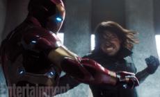 """Captain America: Civil War"" Stars Walk Red Carpet at European Premiere"