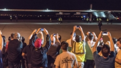 Solar Impulse 2 lands in Arizona after successful 16-hour flight