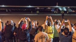 Solar Impulse 2 lands in Arizona after successful 16-hour flight
