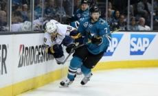 San Jose Sharks Captain Joe Pavelski Early Conn Smythe Trophy Favorite