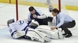 Lightning lose Bishop but top Penguins 3-1 in Game 1
