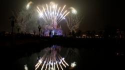Wanda opens theme park to rival Disney
