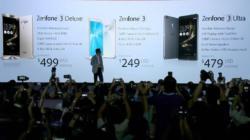 ZenFone 3: ASUS unveils a trio of new handsets at Computex