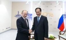Energy, aerospace on agenda of Putin's trip to China