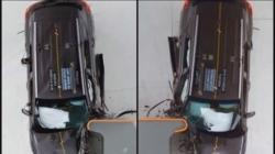 This new car crash test may be tough to pass