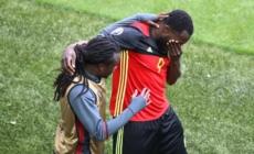 Euro 2016: Lukaku at the double as Belgium win