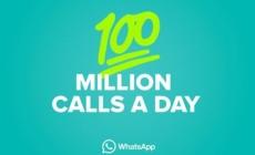 WhatsApp users make 100 million calls every day