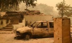 Containment on Massive California Wildfire Increases