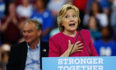 United States faces 'moment of reckoning' says Hillary