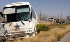 Dallas Cowboys staffers' bus involved in fatal Arizona crash