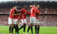 Man United thrash Leicester to return to winning ways