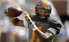 Tennessee rises; Miles is on the clock