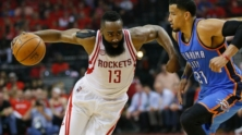 NBA Roundup: Rockets burn past Russell Westbrook's Thunder