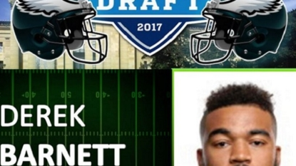 NFL draft set to begin in Philadelphia