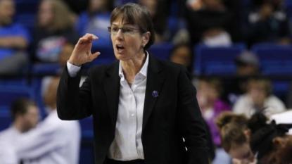 UConn's 111-game winning streak ends, Miss St wins at buzzer