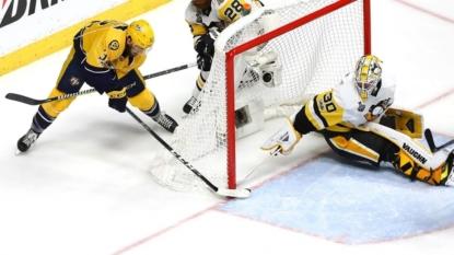 Pittsburgh Penguins Vs. Nashville Predators Game 4