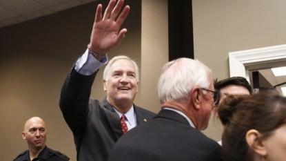 Moore, Strange advance in Alabama GOP primary