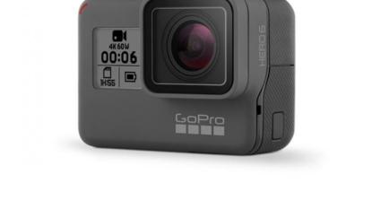 GoPro Announces the New Hero 6 Black