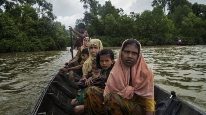Myanmar urged to halt attacks on Rohingya
