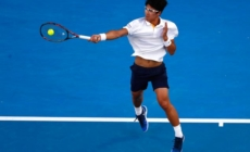 Asian talent takes centre stage on day eight of Australian Open