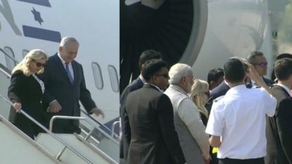 Netanyahu: Partnership between Israel & India is doing wonders