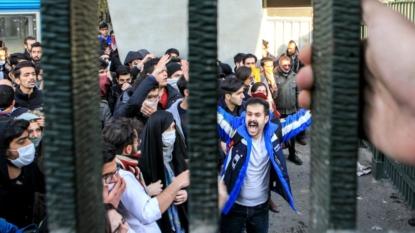 Netanyahu praises Iran anti-government protesters, denies Israeli involvement