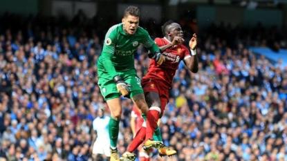 Liverpool Stun Manchester City, End Unbeaten Run