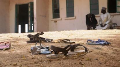 Dozens of Nigerian schoolgirls still unaccounted for after attack