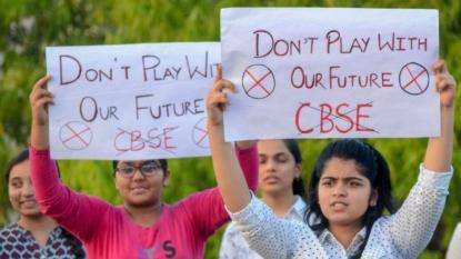 Congress Demands Sacking of HRD Minister Javadekar, CBSE Chief Over Paper Leak