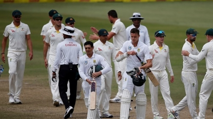 First Test: Australia hammer South Africa by 118 runs