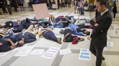 Florida senators pass gun restrictions; House yet to act