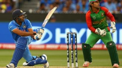 Rohit, Sundar take India to final as Bangladesh lose by 17 runs