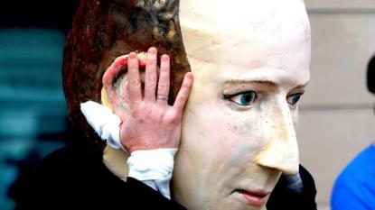 Results soothe nerves over scandal-hit Facebook