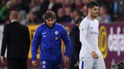 Antonio Conte makes SHOCK Alvaro Morata claim after Burnley win