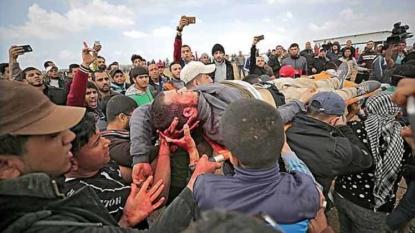 Israel arrests Palestinian for crossing Gaza border
