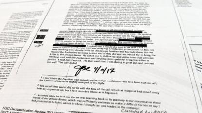 Justice Department watchdog sends sends criminal referral on McCabe