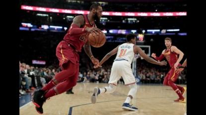 LeBron James: Why Cavs star has been 'tremendous' this season – Tyronn Lue