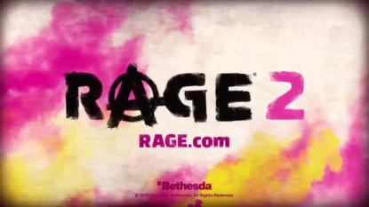 Bethesda Confirms RAGE 2