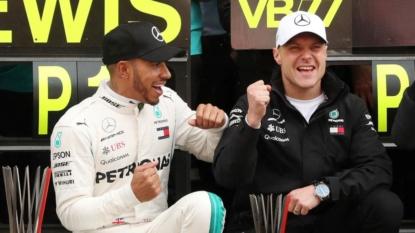 Grand master Lewis Hamilton triumphs in Spain