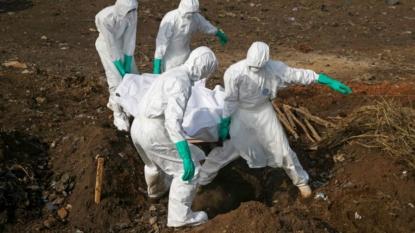 Northwest Congo hospital receives new suspected Ebola case