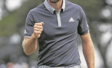 Dustin Johnson Pulls Away heading into the Weekend at Shinnecock