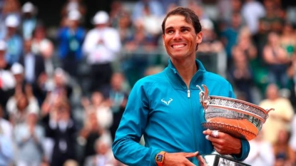 Nadal in heaven with title No. 11 in Paris
