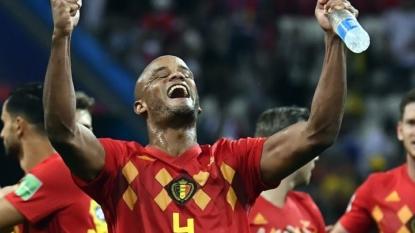 Belgium eliminate Brazil 2-1