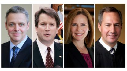 Brett Kavanaugh picked for Supreme Court by President Trump