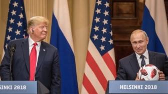 Donald Trump's presidency draws all round criticism