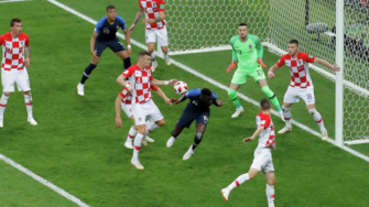 France Wins the 2018 World Cup, and Twitter Goes Wild