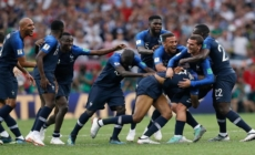 France down Croatia in World Cup thriller
